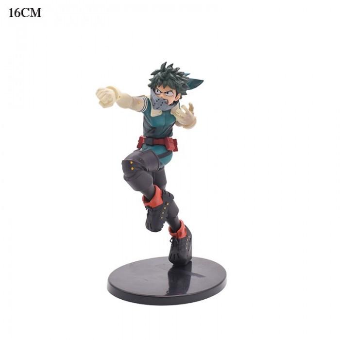 Figurine My Hero Academia : Izuku Midoriya Attaque