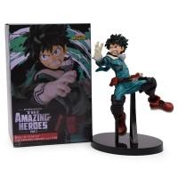 Figurine My Hero Academia : Izuku Midoriya Punch Boite