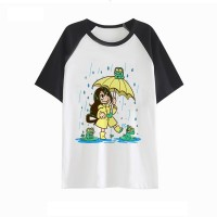 T-Shirt My Hero Academia : Tsuyu