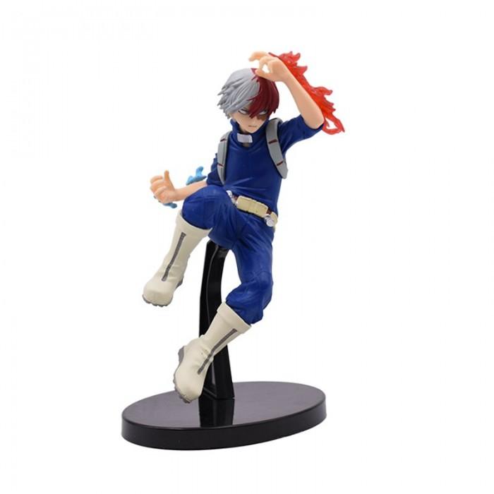 Figurine My Hero Academia : Shoto Todoroki Attaque