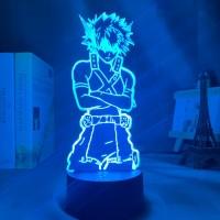 Lampe 3D My Hero Academia : Katsuki Bakugo - Relax